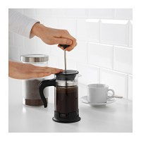 BEST PRODUK Alat French Press Pembuat Kopi Teh IKEA UPPHETTA Coffee