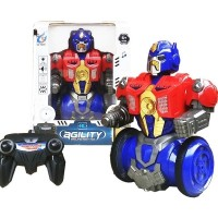 Mainan Remote Control RC AGILITY OPTIMUS PRIME CX 0631