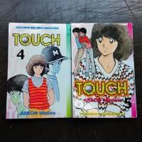 Diskon Besar-- Komik Touch (Adachi Mitsuru) Cabutan - Bekas