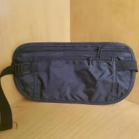 Hidden Wallet Belt Tas Pinggang Umroh Haji Tas Sembunyi Travel Wallet