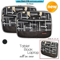 "tas laptop ultimate double blaze 12"" dan 14"""