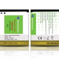 Hippo Baterai Samsung - S3 Mini (2000MAH) aksesoris hp termurah