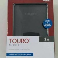 (Sale) Hardisk Hitachi Touro Eksternal 1tb Ps3/xbox 360  tinggal main