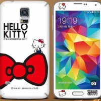 Hello Kitty ( Screen Protector / Anti Gores Motif Cartoon / Screen