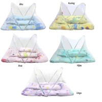 Harga sale lynx kasur baby dream kasur lipat kelambu | Pembandingharga.com