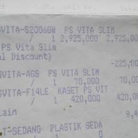 (Murah) PS Vita Slim Lime Green + Garskin kereeen dijamin mantapp