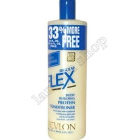 Flex Body Building Protein Conditioner For Normal To Dry Revlon USA