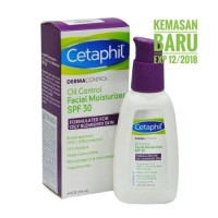 Cetaphil Dermacontrol Oil Control Moisturizer SPF30 Sunblock For Oily