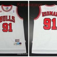 Poluper Jersey Basket Classic NBA Dennis Rodman Chicago bulls Lakers i