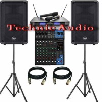 Paket Sound Systsem yamaha Aktif 12 Inchi