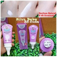 Ungu Kiss Baby BB Cream Mengkou BB cream