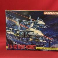 1/144 Dragon  F/A-18D Night Hornet VFA-106 Gladiators 4536