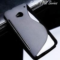 S-line Tpu Case Htc One Dual 802t
