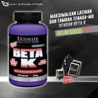 UN Ultimate Nutrition BETA K 750mg 200 caps Beta-K BETAK