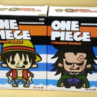 YES2017! One Piece x Panson Works Big DX Luffy & Dragon (Japan ver.)