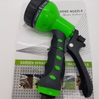 harga Water Spray Hose Nozzle Semprotan Air 7 Model Spray Tokopedia.com
