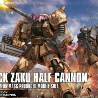 HG Origin 1/144 Zaku Half Cannon