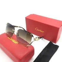 harga Kacamata Fashion Wanita Cartier Musang Murah Gaya #6 Tokopedia.com