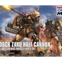 1/144 HG MS-06CK Zaku Half Cannon Origin