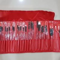 Brush Fabulous & Soft RED makeup for you ~ kuas make up set 24 pcs