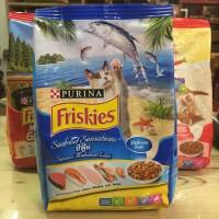 Harga makanan kucing friskies seafood sensations 450g | antitipu.com
