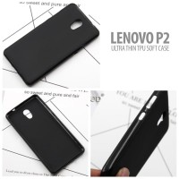 Lenovo Vibe P2 / Turbo TPU Soft Case Casing Cover Silikon Sarung Jelly