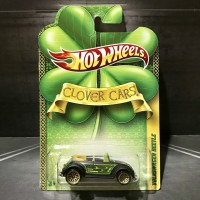 Hot Wheels Volkswagen Beetle Clover Cars Series 2010