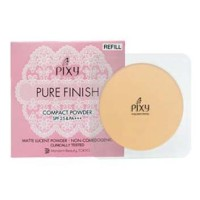 Pixy Compact Powder Cover Last - Ivory 11g (Refill)