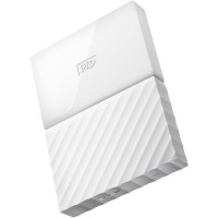 WD My Passport Colorful 3rd Generation USB 3.0 1TB - White