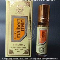 Ahlan Marbert Man by Qurban 8ml Non Alkohol Parfume Kantong Parfum