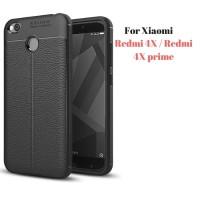 harga Case Leather Autofocus Xiaomi Redmi 4x / 4x Prime Experience Tokopedia.com