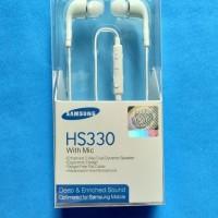Headset HS330 Original 100% Samsung Galaxy S4 S5 S6 S7 EDGE Earphone