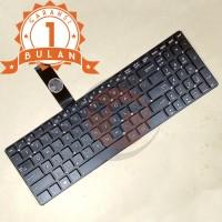 Keyboard Asus F55 K55 K55A K55DR K55VD K55VM K55XI X55 X75 - Black