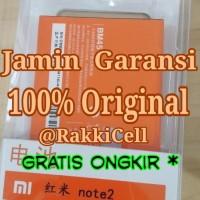 Jual ORI 100% Baterai Batre Battre Battery Xiaomi Redmi Note2 Note 2 BM45 Murah