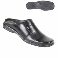 harga Sepatu Sandal Bustong Pria Kulit Sandal Bustong Ts 5012 Zeintin Tokopedia.com