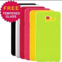 Soft Case Jelly Mercury Oppo Joy R1001 Free Tempered Glass