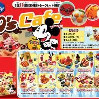 harga Re-ment Ecer Mickey Cafe No 5 Tokopedia.com