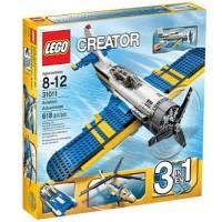 Lego creator 3in1 31011 Aviation Advantures Plane