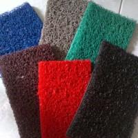 Karpet Mie / NOMAD MIE / Bihun Meteran / 3M / Karpet Mobil /PVC Merah