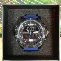harga Jam Eiger - 91000 3358001 Baitou Watch Blu - Jam Tangan Tokopedia.com