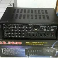 harga Amply Karaoke Atl Ld-369b 2ch Amplifier Karaoke Tokopedia.com