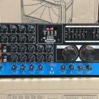 harga Amplifier Karaoke Firstclass Fc-a9000 4ch Amply Mixer Karoke Tokopedia.com
