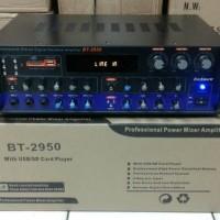 harga Amplifier Betavo Bt-2950 3ch/amply Karaoke Mixer Tokopedia.com