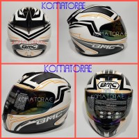 harga Helm Bmc Blade 200 #4 White Orange Full Face Tokopedia.com