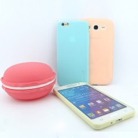 (NEW) Pastel Color Jelly Case Samsung E5 Ultrathin