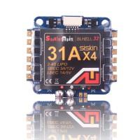 Sunrise Model - SISKIN BLHELI32 31A 4in1 ESC with 5V 12V BEC