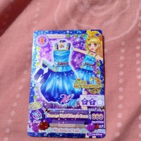 Aikatsu S2 Versi 4 CP Love Moonrise Summer Night Miracle Dress