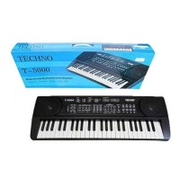 Techno Mini Keyboard T-5000 Piano Untuk Anak-Anak