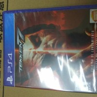 Game Ps4 Teken 7 harga promo
