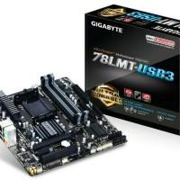 MOTHERBOARD AMD GIGABYTE GA-78LMT-USB3 AM3+